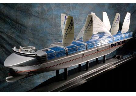 NYK Super Eco Ship 2030 Promises to Reduce CO2 Emissions