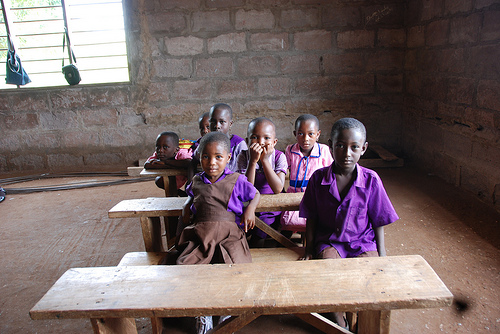 African Education is Marred by the Lack of Toilet Facilities