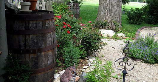 Rainwater Collection Now Legal for Some in Colorado; Still Illegal in Utah