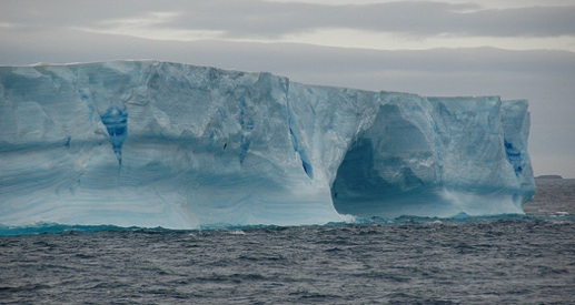 Antarctica's New Mystery Carbon Sink