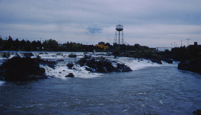 Idaho Falls Dam
