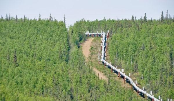 Trans Alaska Oil Pipeline