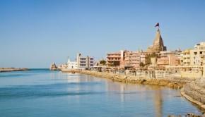 Dwarka Bay Gujarat