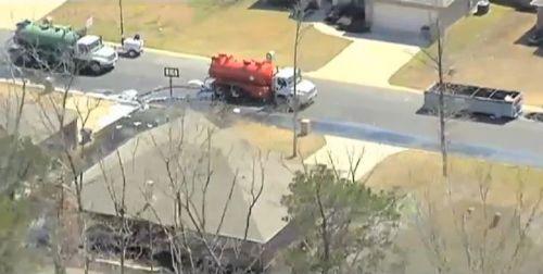 Arkansas Sues ExxonMobil for Mayflower Spill
