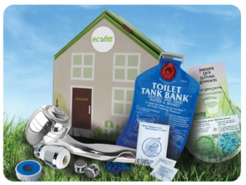 Water Savings Kit: All-in-one from Niagara Conservation