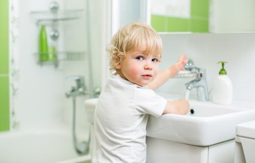 Hand Washing with Hot Water Unnecessary, Study Says